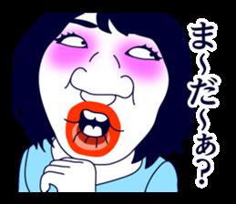 Joshi! Joshi! Joshi! sticker #9857487