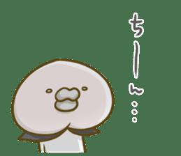 Feeling of peach 4 sticker #9861761