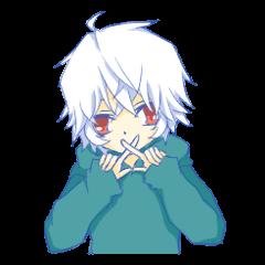 A sassy boy