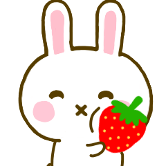 Rabbit Strawberry 8
