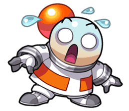 Opoona : The Boy from Planet Tizia sticker #9872747