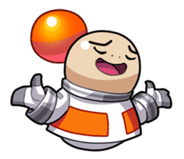 Opoona : The Boy from Planet Tizia sticker #9872762