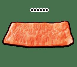 MEAT 3 ENGLISH sticker #9875568
