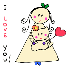 Dinkyneko & Friends #3 _Love & Valentine