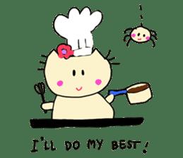 Dinkyneko & Friends #3 _Love & Valentine sticker #9877961