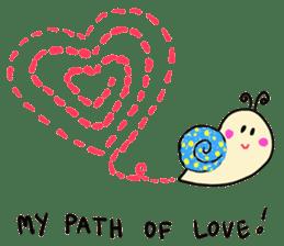 Dinkyneko & Friends #3 _Love & Valentine sticker #9877968