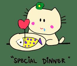 Dinkyneko & Friends #3 _Love & Valentine sticker #9877975