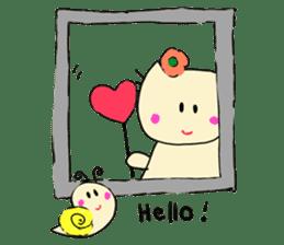 Dinkyneko & Friends #3 _Love & Valentine sticker #9877978