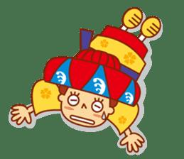 Okinawa Sticker MAHAE, CHIM, KUKURU sticker #9883607