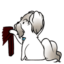 Coco is too cute! sticker #9886426