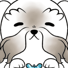 Coco is too cute! sticker #9886436