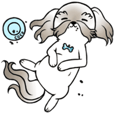 Coco is too cute! sticker #9886438