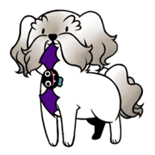 Coco is too cute! sticker #9886440