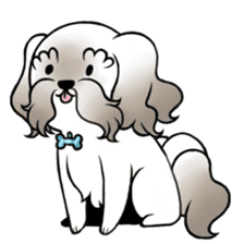 Coco is too cute! sticker #9886445