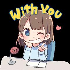iRis Serizawa You's Serizaworld with you