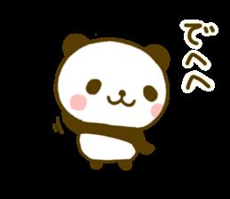 jyare panda 9 sticker #9895243