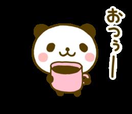 jyare panda 9 sticker #9895253