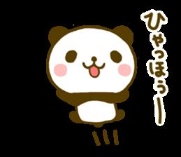 jyare panda 9 sticker #9895257