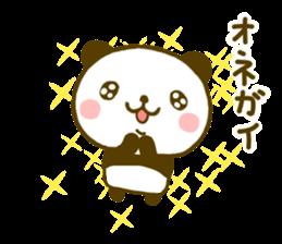 jyare panda 9 sticker #9895259