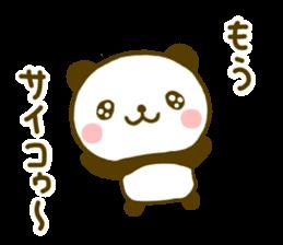 jyare panda 9 sticker #9895263