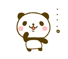 jyare panda 9 sticker #9895270
