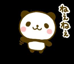 jyare panda 9 sticker #9895272