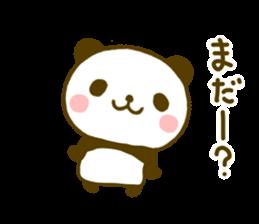 jyare panda 9 sticker #9895274