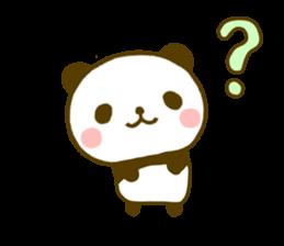 jyare panda 9 sticker #9895276