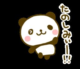 jyare panda 9 sticker #9895278