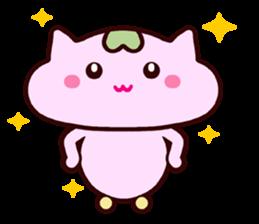 "Macrocosm's Healing Bird Cat Elf ""NAYOC"" sticker #9896925"