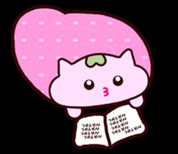 "Macrocosm's Healing Bird Cat Elf ""NAYOC"" sticker #9896933"