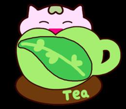 "Macrocosm's Healing Bird Cat Elf ""NAYOC"" sticker #9896941"