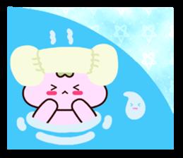 "Macrocosm's Healing Bird Cat Elf ""NAYOC"" sticker #9896954"