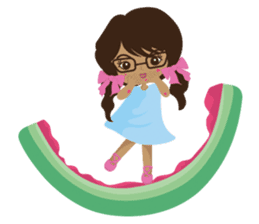 Princess Fiella's Diary sticker #9897491