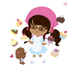Princess Fiella's Diary sticker #9897498