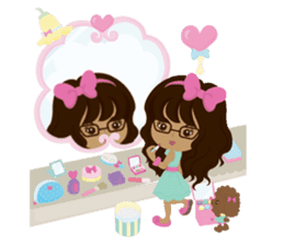 Princess Fiella's Diary sticker #9897499