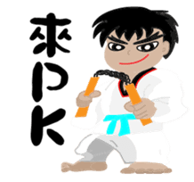 TKD NO1 sticker #9898711