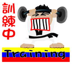TKD NO1 sticker #9898716