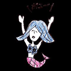 sirenachan to yukai na nakamatachi