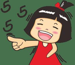 Nong luk chub sticker #9906670