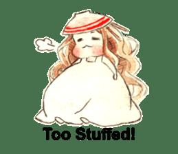 Ramen Girl, Tama sticker #9909005