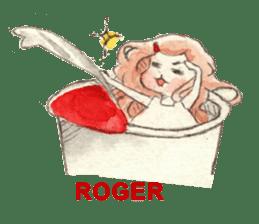 Ramen Girl, Tama sticker #9909035