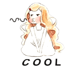 Ramen Girl, Tama sticker #9909038