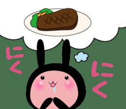 SHINOBI rabbit sticker #9910134