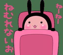 SHINOBI rabbit sticker #9910157