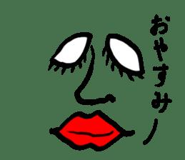 tanaka New York sticker #9911121