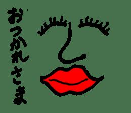 tanaka New York sticker #9911128