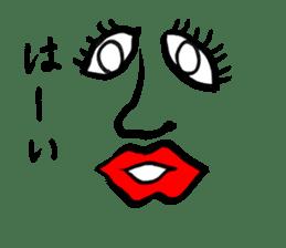 tanaka New York sticker #9911137