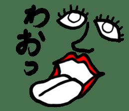 tanaka New York sticker #9911142