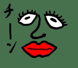 tanaka New York sticker #9911154